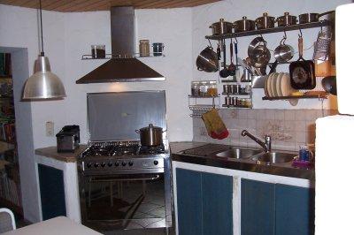 Gemauerte Küche meine gemauerte küche